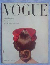 Vogue Magazine - 1951 - March